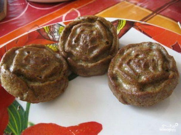 Печеночные оладьи в духовке