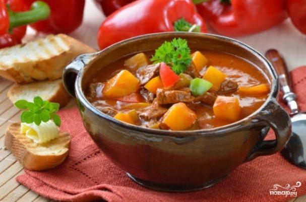 Как приготовить жаркое с черносливом