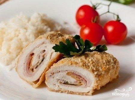Котлеты по-киевски на сковороде рецепт с фото пошагово