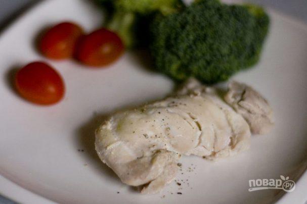 Рецепт филе курицы в микроволновке