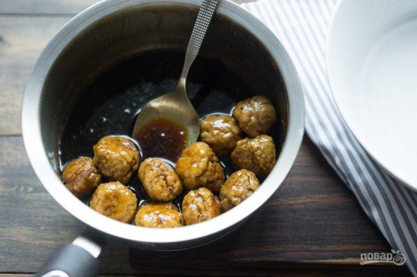 Вкусный соус для тефтелей