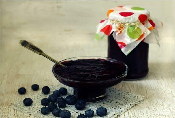 варенье из голубики рецепт на зиму