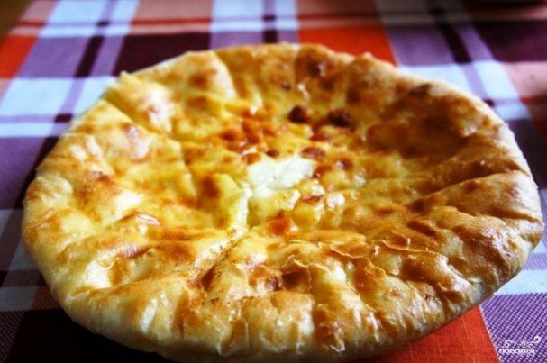хачапури с сыром рецепт с фото в духовке из