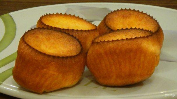 Выпрыгивающие булочки