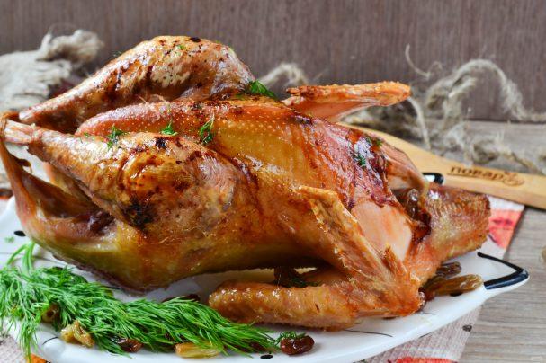 Медовый цыпленок из Винтерфелла