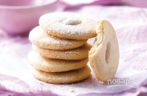 Миндальное печенье без глютена
