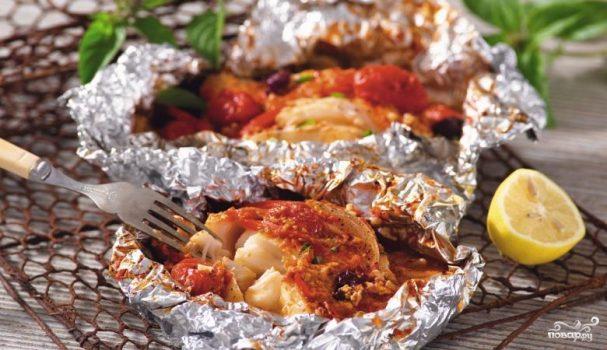 Простой итальянский салат рецепт с фото