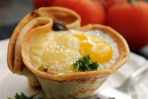 Завтрак любимому на День рождения