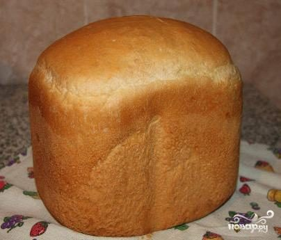 Хлеб белый пышный