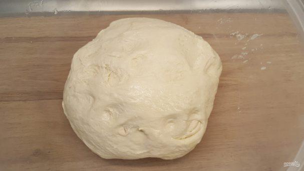 Тесто для итальянской тонкой пиццы