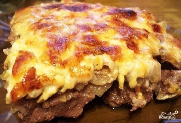 Маринованное мясо в мультиварке