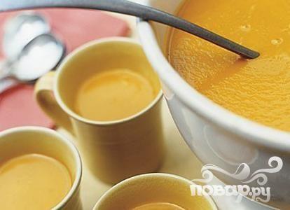 Тыквенный суп 2