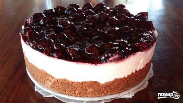 Торт с рикоттой