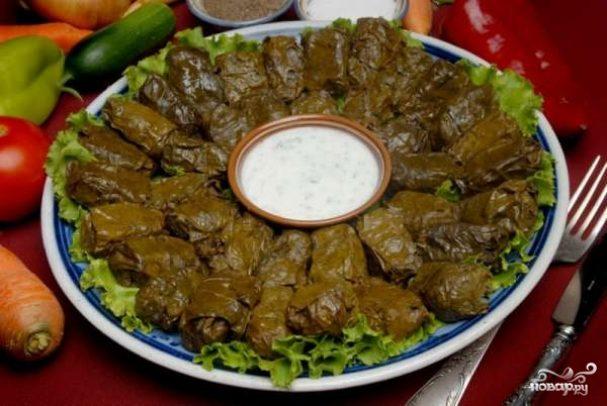 Долма узбекская