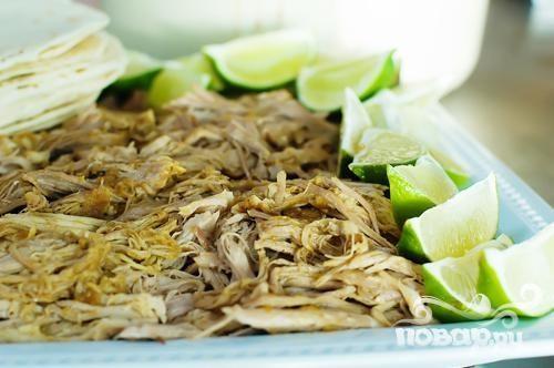 Свинина по мексикански