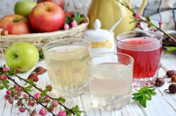 Компот из фруктов и ягод: 3 рецепта