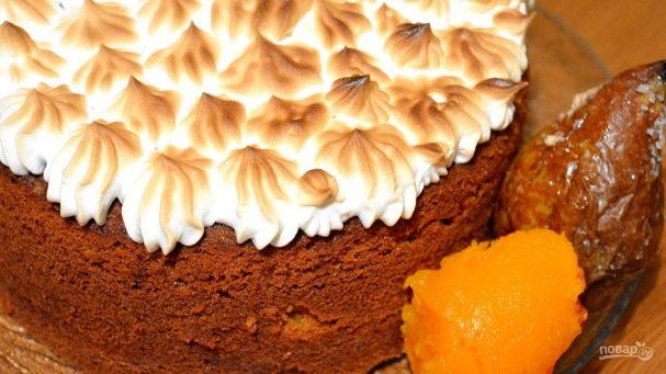 Пирог из тыквы от Энди шефа