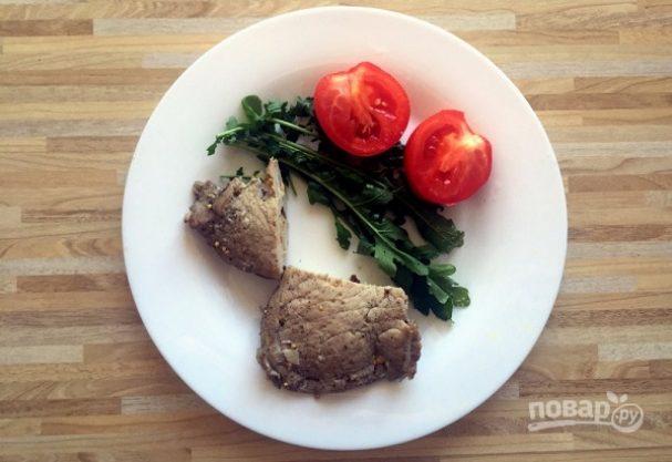 Мясные кармашки с черносливом