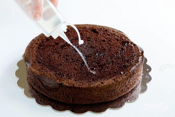 Сироп для пропитки торта