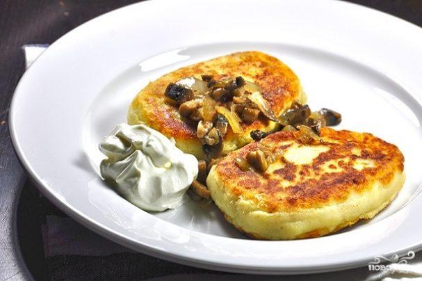 Рецепт карася в духовке с гречкой