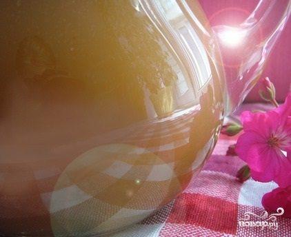 Квас из ржаного солода