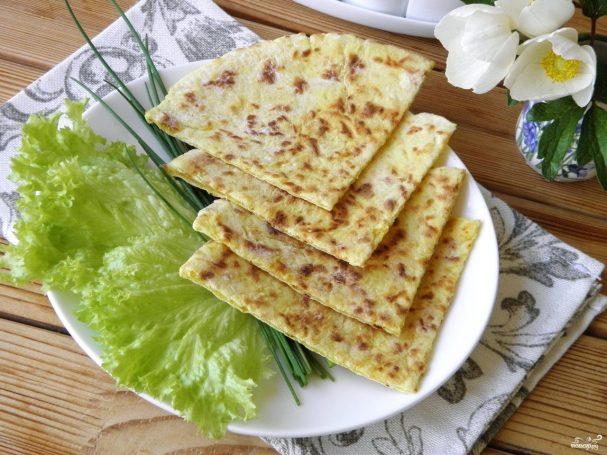 Сырный лаваш