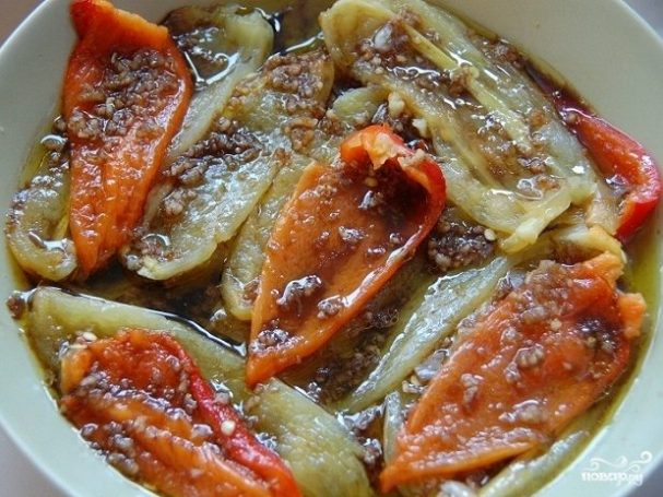 Болгарский перец в духовке