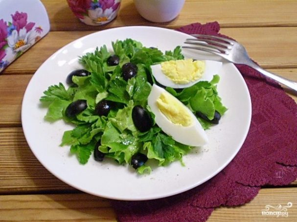 Салат био