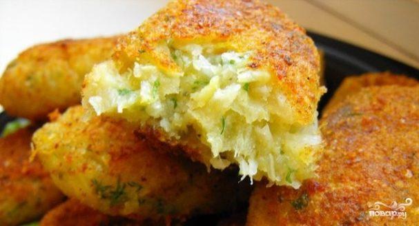 оладьи из капусты в духовке рецепты с фото