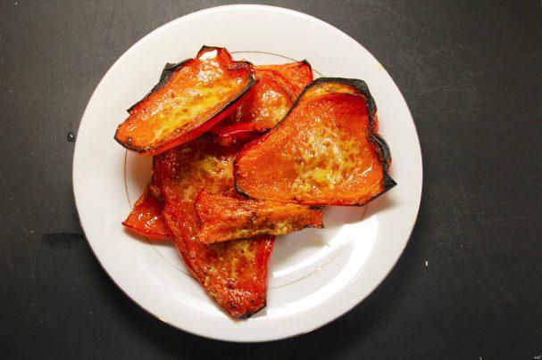 Запеченный болгарский перец