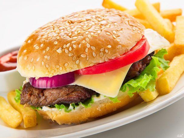 Бифштекс для гамбургера