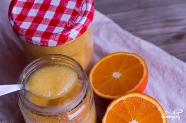 Апельсиновый керд