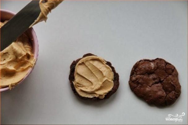 Крем для печенья