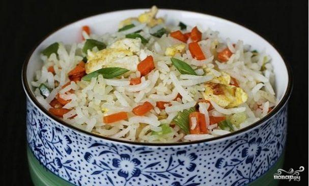 Поджарка к рису