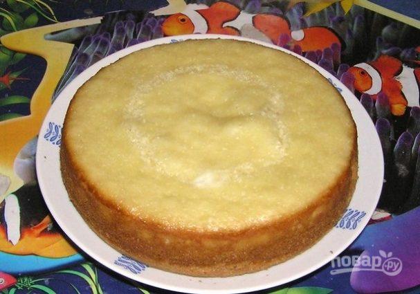 Пирог для мультиварки