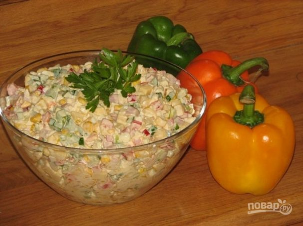 Салат закусочный