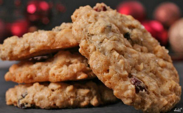 Вкусное диетическое печенье