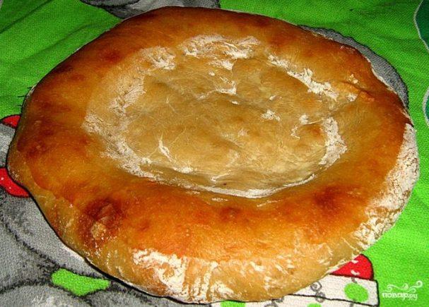 Узбекский лаваш