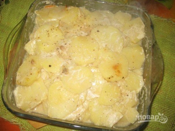 Рецепт приготовления щуки в духовке с фото