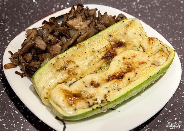 овощи в духовке со сметаной рецепт с фото