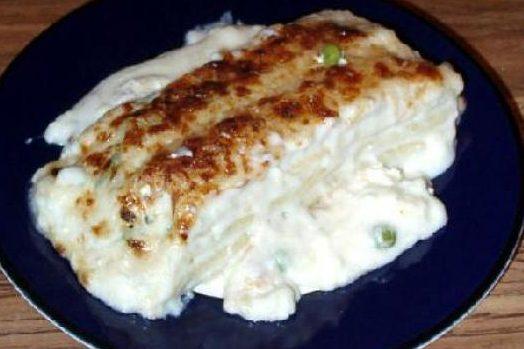 Паччери Рипиени (Paccheri Ripieni) с сыром