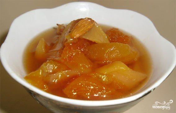 Варенье из абрикосов ассорти