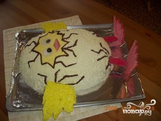 "Торт ""Цыпленок"""