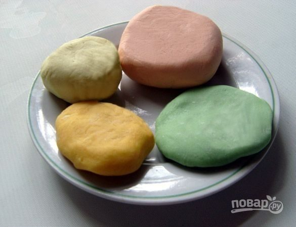 Мастика из сахарной пудры