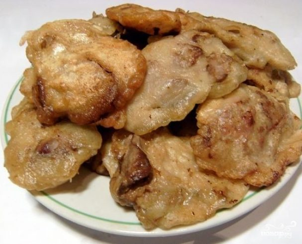 Куриная печень в пиве рецепты с фото