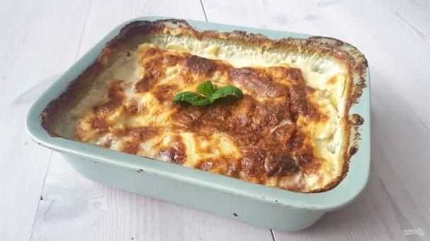 Картофель в сливках по-датски