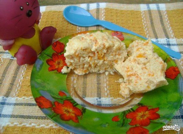 Суфле мясное диетическое