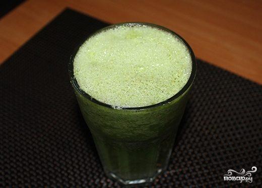коктейль из зелени рецепт