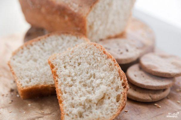 Как сделать пышный хлеб фото 501