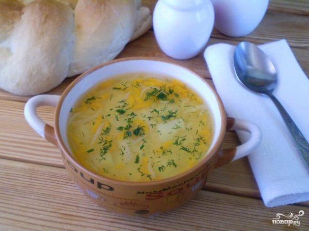 Гороховый суп с копченостями, пошаговый рецепт с фото
